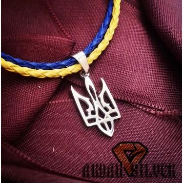 Кулон з гербом України
