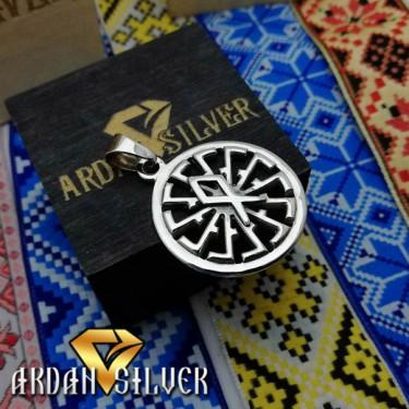 Світовит Світоч з руною купити. Ardan Silver, інтернет-магазин ювелірних виробів із срібла 925 проби.