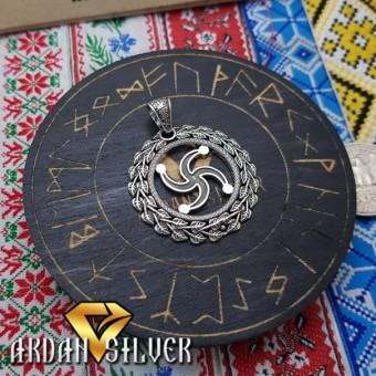 Символ Рода у вінку